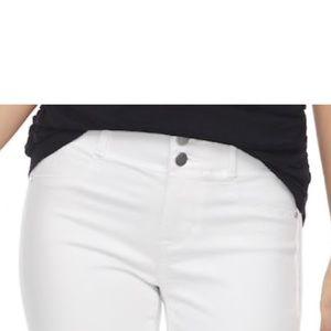 b3390a05a56 Apt. 9 Jeans - Plus Size APT. 9 Tummy Control Mid-Rise Capri